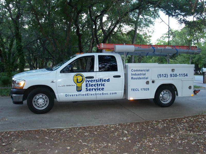 Diversified Electric Service Was Incorporated On December 10 2001 Our Doors Opened For Business January 22 2002 We Are Celebrating 12th Year